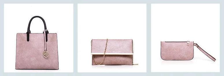 Luxus ajándék táskaszett nőknek