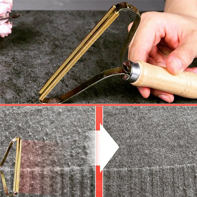 Szöszeltávolító textilborotva