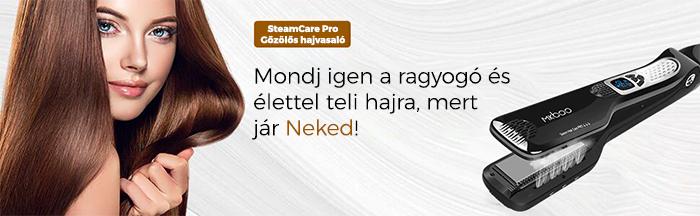 SteamCare Pro - Gőzölős hajvasaló