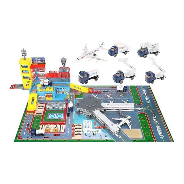 Repülőtér játékkészlet