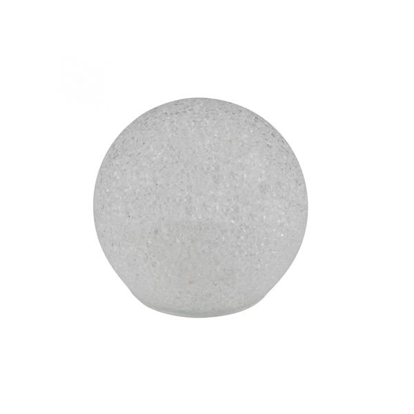 LED gömb dekoráció – 20 cm